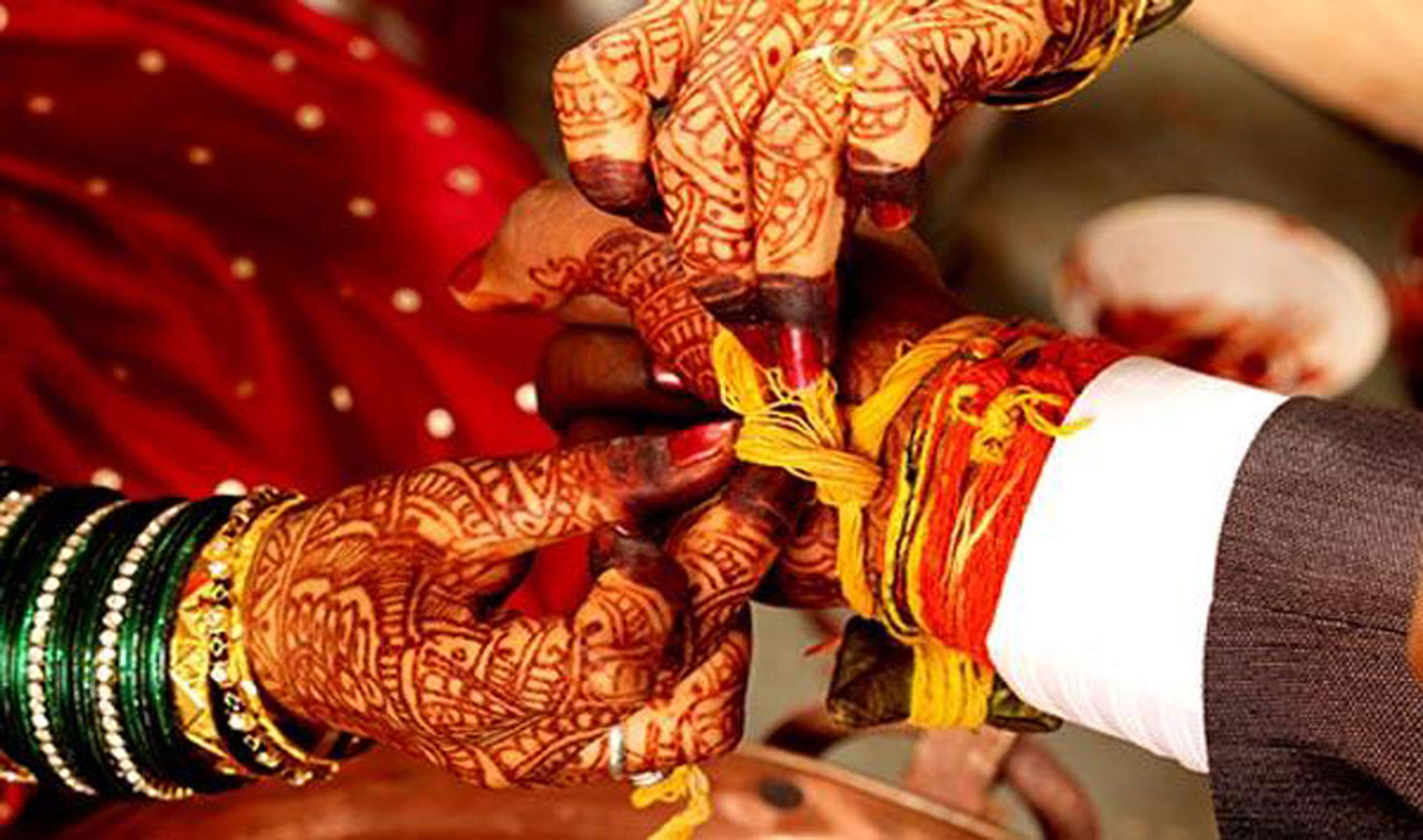 Arya Samaj Marriage in Dwarka